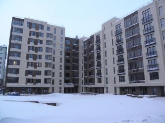Завершение монтажных работ в ЖК «МилкХаус» в г. Новосибирск